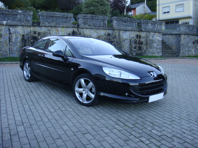 PEUGEOT 407 COUPE  2.0 HDI  163CV